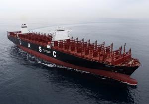 한국 조선 해양, 초대형 컨테이너 선 5 척 6,370 억 수주