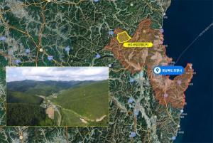 포항시-산림조합과 죽장면 일대 '선도산림경영단지' 조성