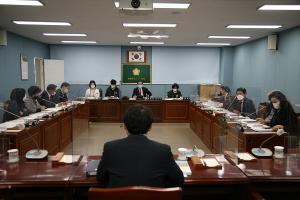 창원시의회 문화환경도시委, 소통간담회 개최